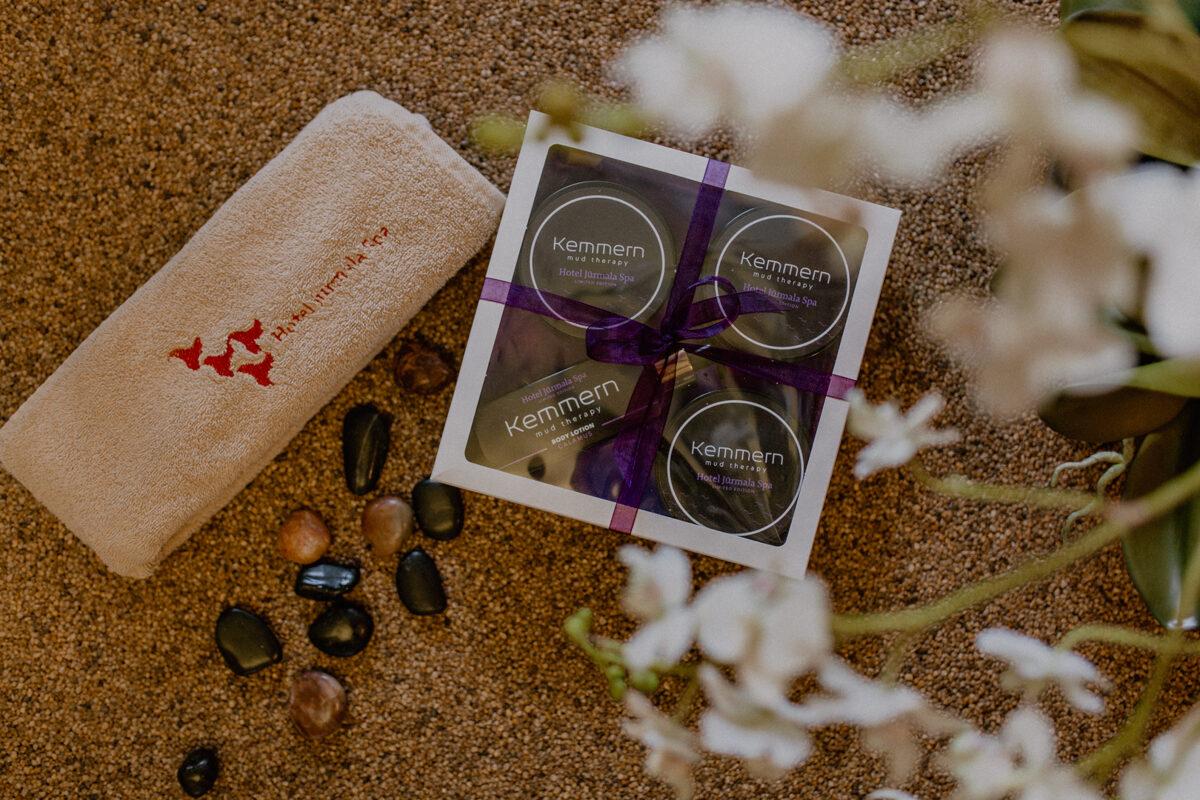 Dušas zefīrs | Kalme
