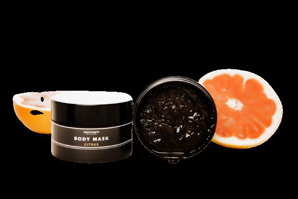 Ķermeņa maska | Citrusaugļu aromāts