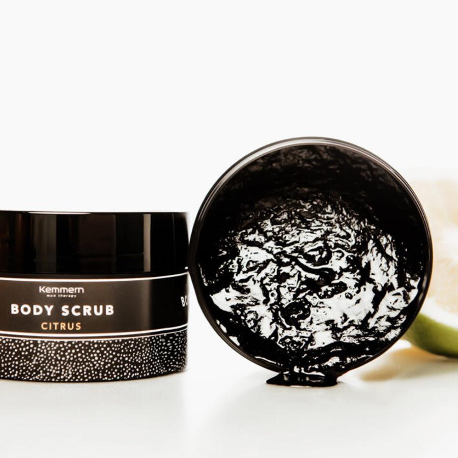 Mud body scrub | Citrus